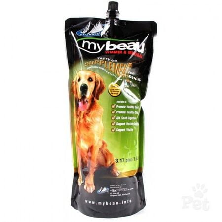 MyBeau Palamountains Dog Supplement 1.5Ltr