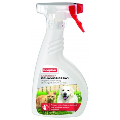 BEAPHAR OUTDOOR BEHAVIOR SPRAY - DOG/CAT 400ML