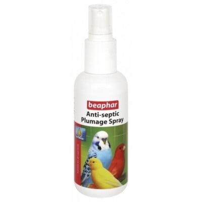 BEAPHAR ANTI-SEPTIC PLUMAGE SPRAY - 150 ML