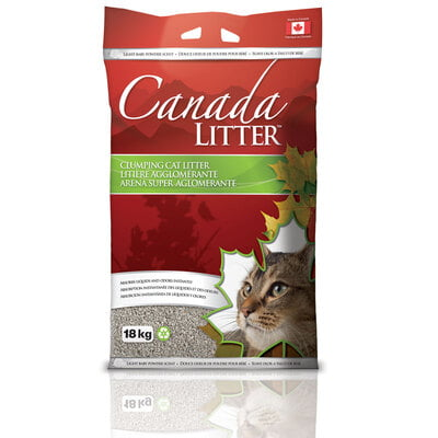 Canada (Cat Litter) 18KG - Baby Powder