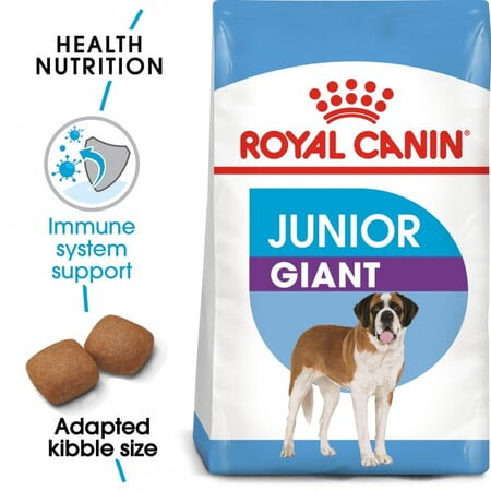Royal Canin Size Health Nutrition Giant Junior  15KG
