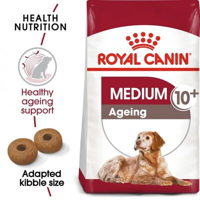 Royal Canin Size Health Nutrition Medium Ageing 10+3 KG