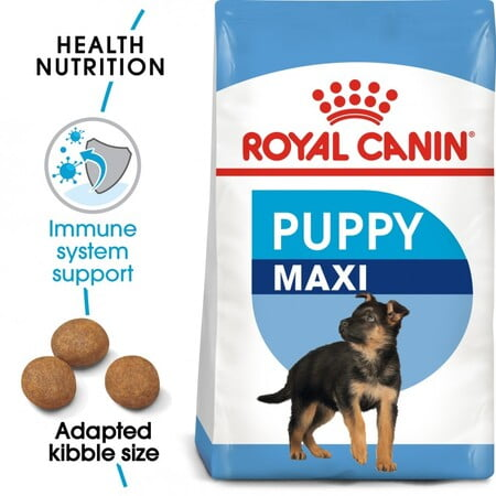 Royal Canin Size Health Nutrition Maxi Puppy 4KG