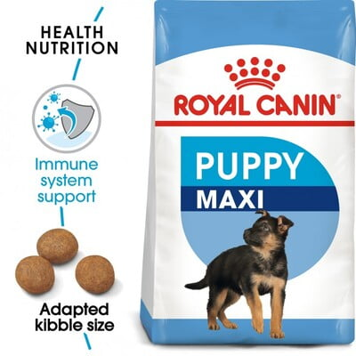 Royal Canin Size Health Nutrition Maxi Puppy 15KG