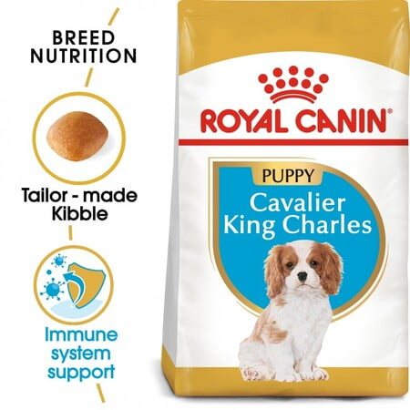 Royal Canin Breed Health Nutrition Cavalier King Charles Puppy 1.5KG