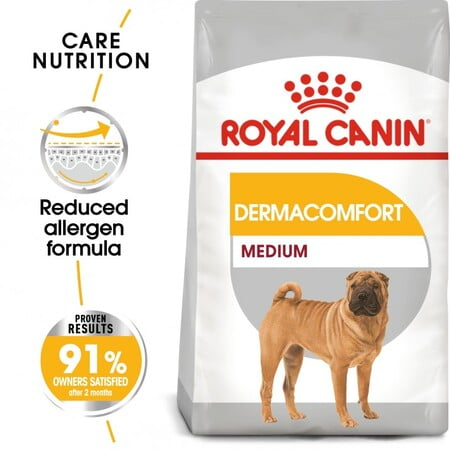 Royal Canin Canine Care Nutrition Medium Dermacomfort 10KG