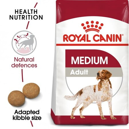 Royal Canin Size Health Nutrition Medium Adult 4KG