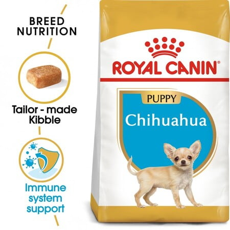 Royal Canin Breed Health Nutrition Chihuahua Puppy 1.5KG