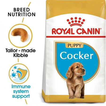 Royal Canin Breed Health Nutrition Cocker Puppy 3KG