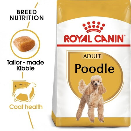 Royal Canin Breed Health Nutrition Poodle Adult 1.5KG