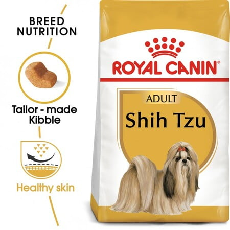 Royal Canin Breed Health Nutrition Shih Tzu Adult 1.5KG
