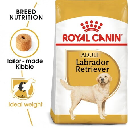 Royal Canin Breed Health Nutrition Labrador Adult 3KG