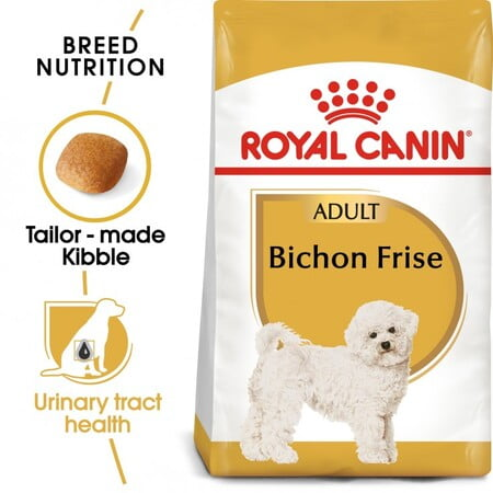 Royal Canin Breed Health Nutrition Bichon Frise Adult 1.5KG