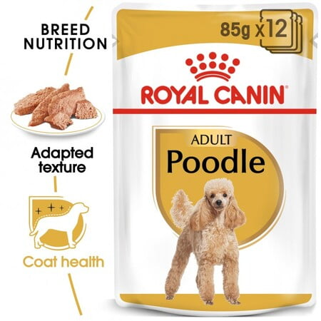 Royal Canin Wet Food- BHN Poodle Adult 12x85G