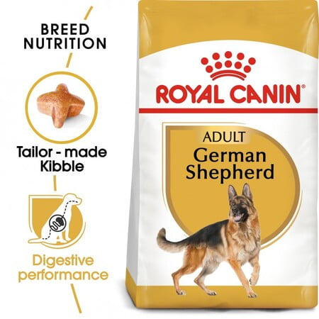 Royal Canin Breed Health Nutrition German Shepherd Adult 11KG
