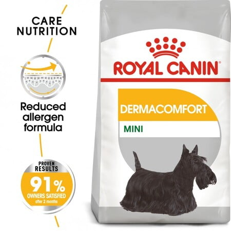 Royal Canin Canine Care Nutrition Mini Dermacomfort 3KG