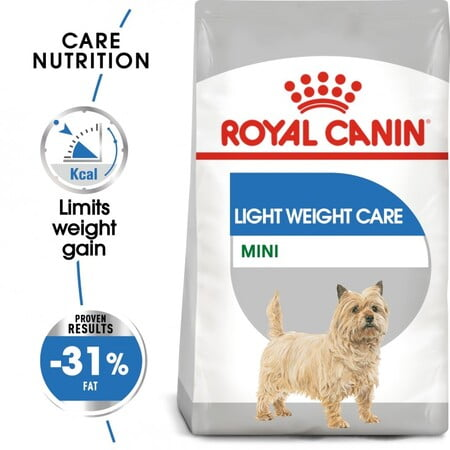Royal Canin Canine Care Nutrition Mini Light Weight Care 3KG