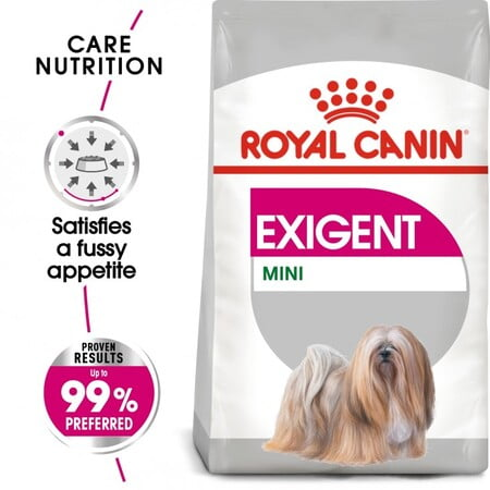 Royal Canin Canine Care Nutrition Mini Exigent 3KG11