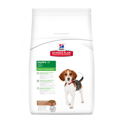 Hills Science Plan Puppy Healthy Development w/ Lamb & Rice 12KG