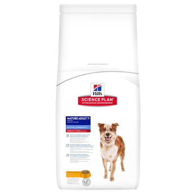 Hills Science Plan Canine Mature Adult 7+ Active Longevity Medium w/ Chicken 3KG