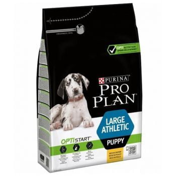 Proplan Large Athletic Puppy Chicken 4x 3KG