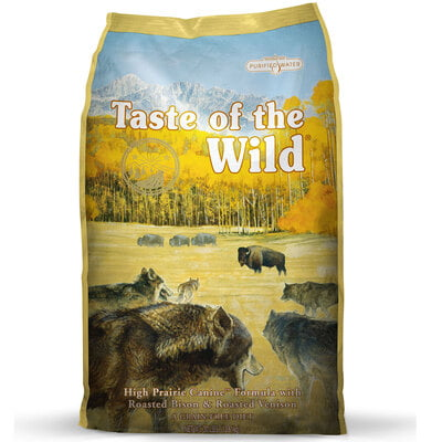 Taste Of The Wild High Prairie Canine Formula 2.27KG(Dry Food)