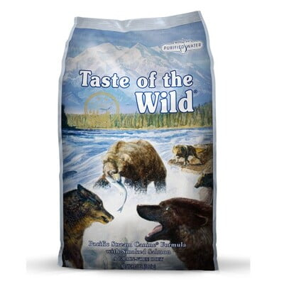 Taste Of The Wild Pacific Stream Canine Formula 2.27KG(Dry Food)