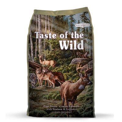 Taste Of The Wild Pine Forest Canine 2.27KG(Dry Food)