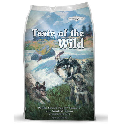 Taste Of The Wild Pacific Stream Puppy 13.6KG(Dry Food)
