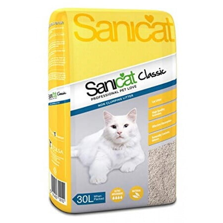 Sanicat Classic Cat Litter 30 L