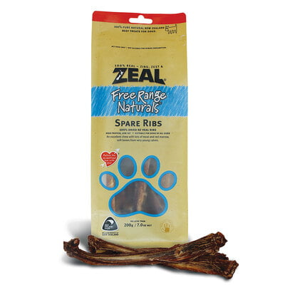 Zeal Spare Ribs (200g) Dog Treat