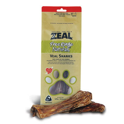 Zeal Veal Shanks 150g (Dog Treat)