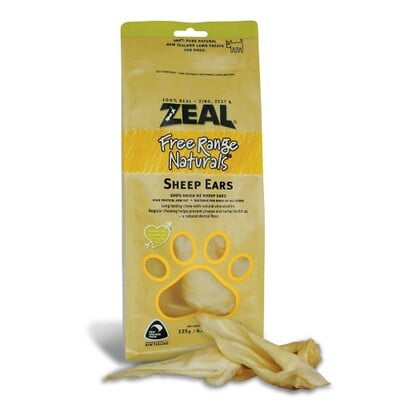 Zeal Sheep Ears (Dog Treat)