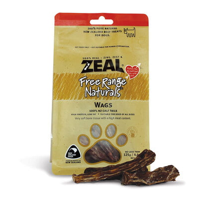 Zeal Wags 125G(Dog Treat)
