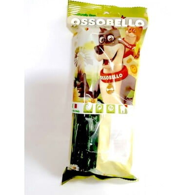 OSSOBELLO FLOWPACK BIG STAR - GREEN 1 PC (DOG TREAT)