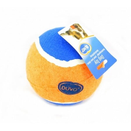 DUVO DOG TOY TENNISBALL