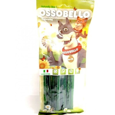 OSSOBELLO FLOWPACK DENTELIX - GREEN M / 4 PCS