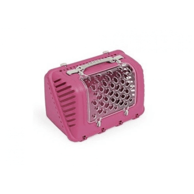 TRAVEL CRATES MPS2 P-BAG PET CARRIER - PINK