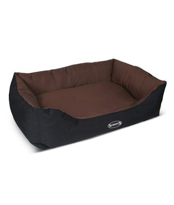 Scruffs Expedition Dog Bed (CHOCO LARGE)