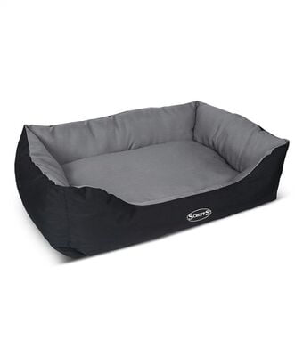 Scruffs Expedition Dog Bed (GRAPHITE MEDIUM)