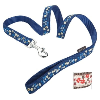 BOBBY FLOWER LEAD - RED