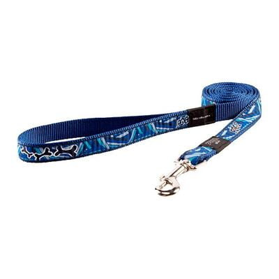 Rogz Navy Zen Dog Lead