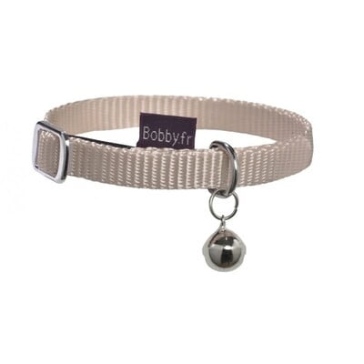 BOBBY ACCESS CAT COLLAR - TAUPE