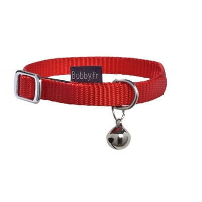 BOBBY ACCESS CAT COLLAR - RED