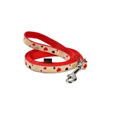 BOBBY LOVELY LEAD - RED / XS