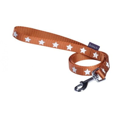 BOBBY MIDNIGHT LEAD - ORANGE / SMALL