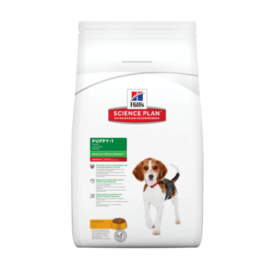 Hills Science Plan Puppy Healthy Development Medium w/Chicken 3kg