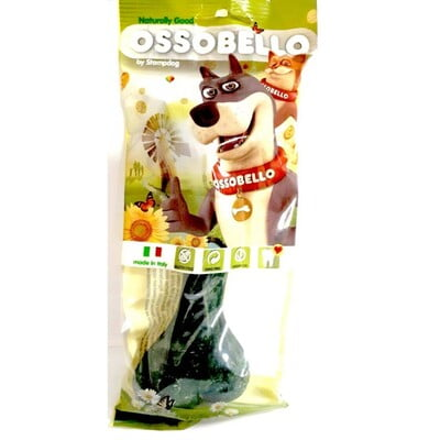OSSOBELLO FLOWPACK BONE - GREEN L / 1 PC