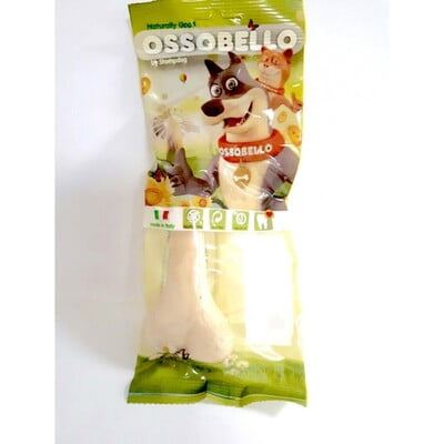 OSSOBELO FLOWPACK BONE - WHITE L / 1 PC