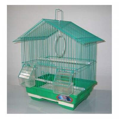BIRD CAGE DNG: SIZE:30×23×39cm PURPLE